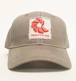 NAUTILUS Nautilus Reels Logo Hat - Charcoal