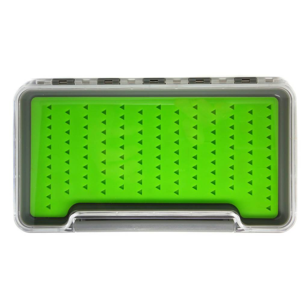 ANGLERS ACCESSORIES LARGE SILICONE HOSTEL FLY BOX