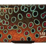 MONTANA FLY Mfc Poly Fly Box - Maddox Brown Trout Xl Skin