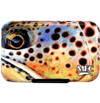 MONTANA FLY MFC POLY FLY BOX - SUNDELLS OCTOBER BROWN FACE