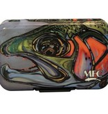 MONTANA FLY MFC POLY FLY BOX - BORSKI RAINBOW III