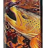 MONTANA FLY MFC STAINLESS STEEL HIP FLASK - MADDOX RISE SERIES 8
