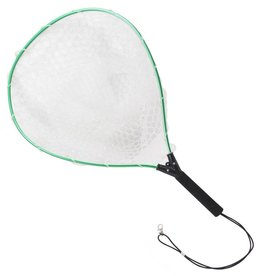 Anglers Accessories Aluminum Net With Rubber Bag