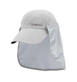 SIMMS SIMMS SUNSHIELD HAT - ASH