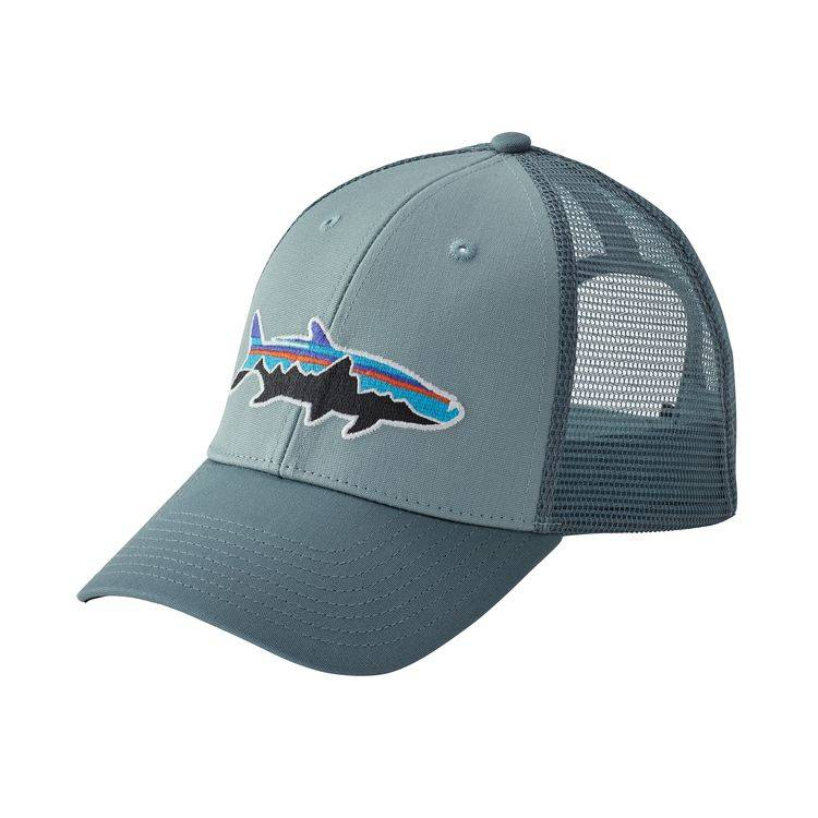 e8047055ba0 PATAGONIA FITZ ROY TARPON LOPRO TRUCKER HAT - Blue Quill Angler