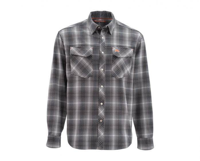 SIMMS Simms Gallatin Flannel Ls Shirt - On Sale!!!