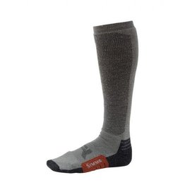 SIMMS Simms Guide Midweight Otc Sock - Gunmetal