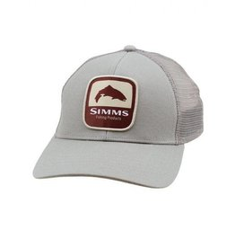 SIMMS SIMMS TROUT PATCH TRUCKER - ON SALE 35% OFF