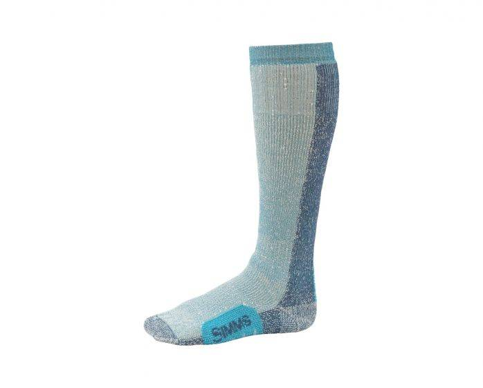SIMMS Simms Womens Guide Thermal Otc Sock - Seaglass - ON SALE!!