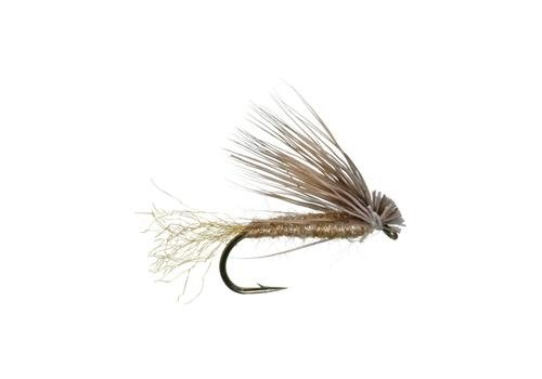 FLY CLUB MAY 2018 - Mathews' X Caddis - Tan #16 - Per 3