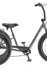 SUN BICYCLES TRIKE SUN TRIKE BAJA 350W Mid-Drive