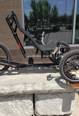 #14 Rental Trike KMX Typhoon Black