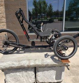 #14 Rental Trike KMX Typhoon Black