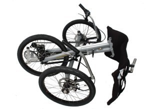 Trident Trikes TRIKE TRIDENT SPIKE 1 SILVER