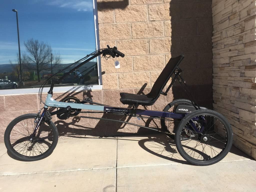 SUN SEEKER TRIKE Sun Seeker Adult Trike-ECO Delta w/motor