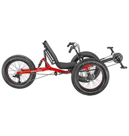 SUN SEEKER BIKE SUN SKR FAT-TAD CXs 20/20 24s RED