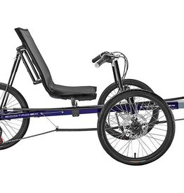 SUN SEEKER BIKE SUN SKR ECO-TAD SX 20/20 7s NAVY