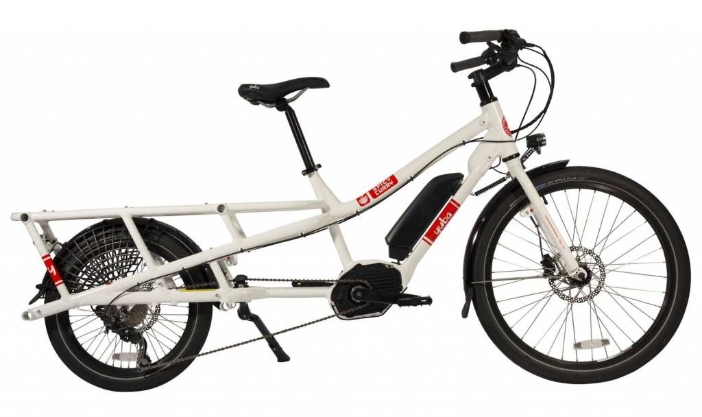 IZIP YUBA SPICY CURRY BOSCH CARGO EBIKE