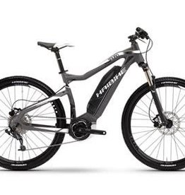 Haibike #1 RENTAL HAIBIKE SD HARDSEVEN 275 SM GRY 16 55 - 1 day