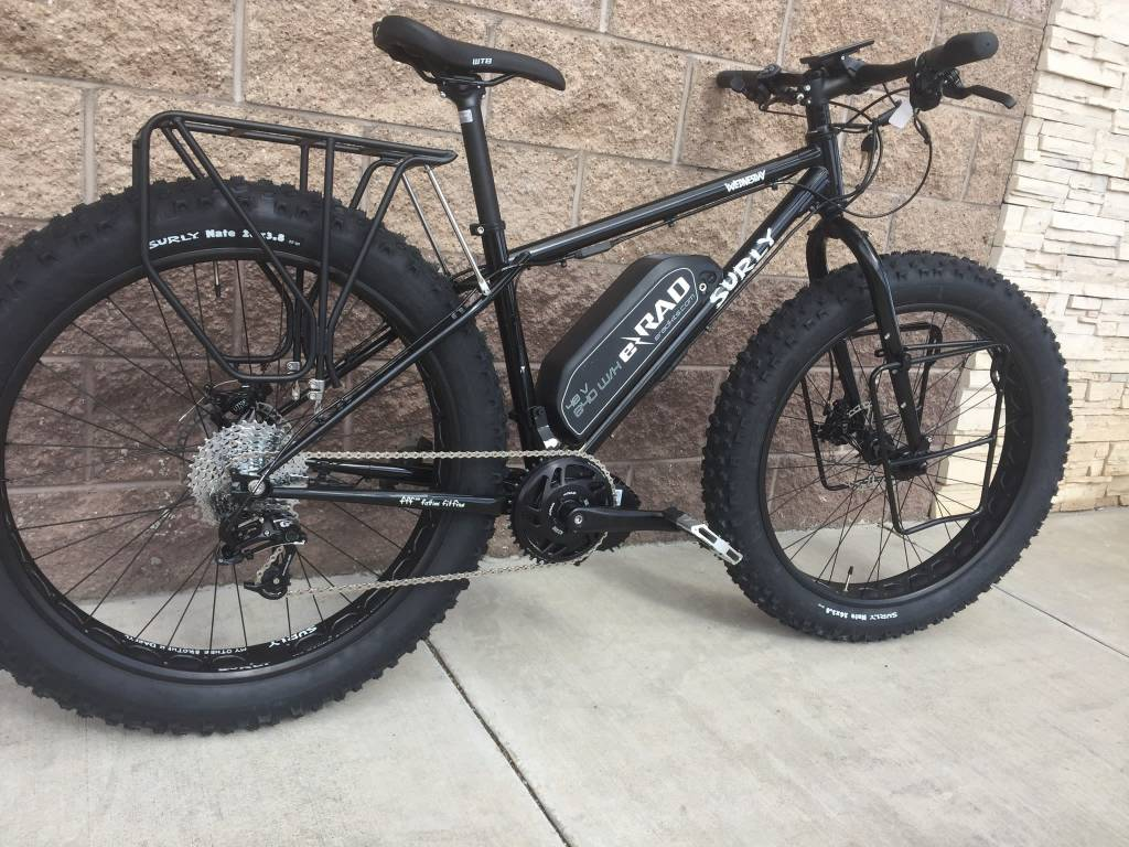 Surly CEB SURLY WEDNESDAY Custom Built 1000w