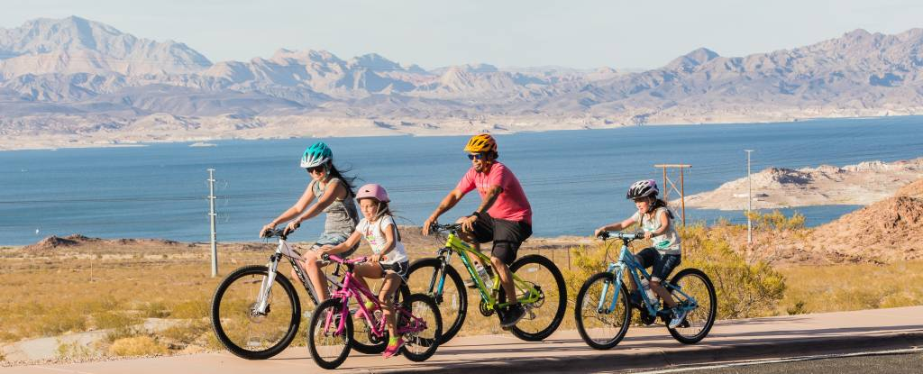 Hoover Dam and Lake Mead Bike Tours