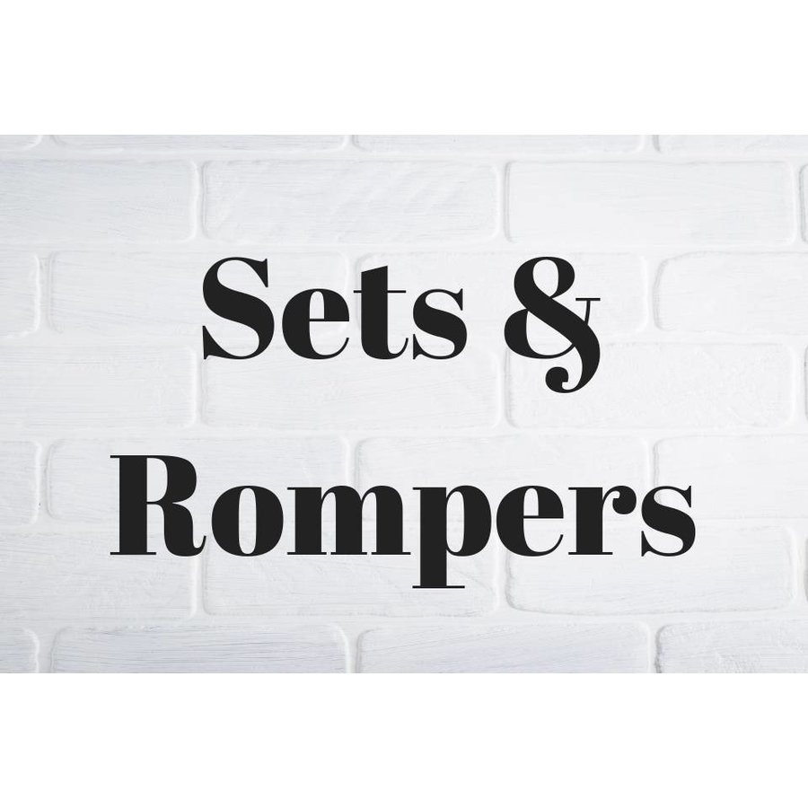 Sets & Rompers