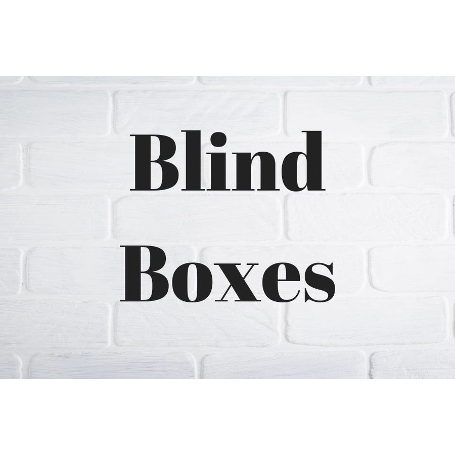 Blind Boxes & Bags