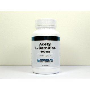 Douglas Labs Acetyl L-Carnitine 500mg 60 caps