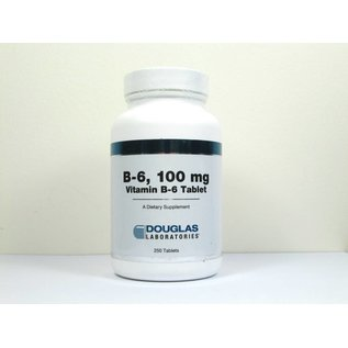 Douglas Labs B-6 100mg (B6) SO