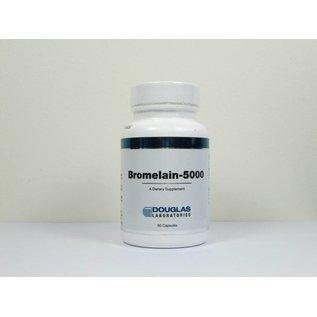 Douglas Labs Bromelain 500mg (formerly Bromelain-5000 MCU)