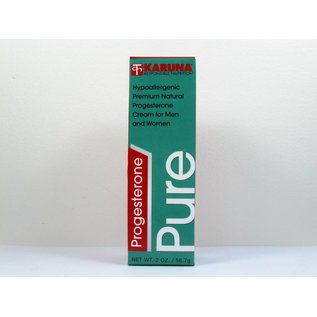 Pure Progesterone Cream-Karuna