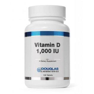 Douglas Labs Vitamin D3 1000iu