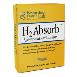 Researched Nutritionals H2 Absorb (Hydrogen)
