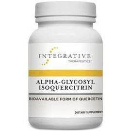 Integrative Therapeutics Alpha-Glycosyl Isoquercitrin