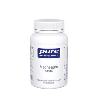 Pure Encapsulations Magnesium Citrate 150mg PURE