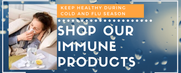 Immune, Cold, and Flu