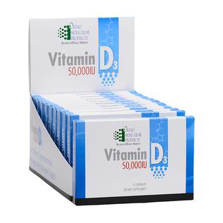 Ortho Molecular Vitamin d3 50,000