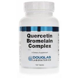 Douglas Labs Quercetin Bromelain Complex 100ct