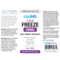 CBDMD CBD Freeze Topical Roll On