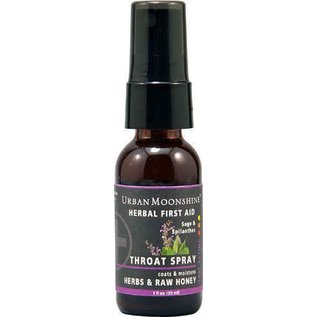 Urban Moonshine Urban Moonshine Throat Spray 1oz