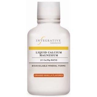 Integrative Therapeutics Liquid Cal Mag 2:1 Orange Van