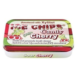 Ice Chips Candy LLC Ice Chips Cherry