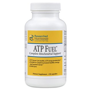 Researched Nutritionals ATP Fuel SO/BACK