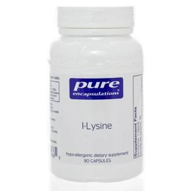 Pure Encapsulations L-Lysine Pure Encapsulations