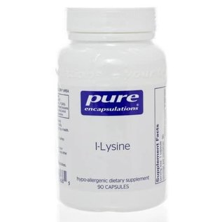 Pure Encapsulations L-Lysine PURE