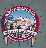 White Mountain Weasel Wheat TSHIRT