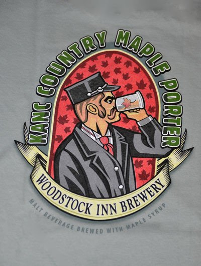Maple Porter TSHIRT