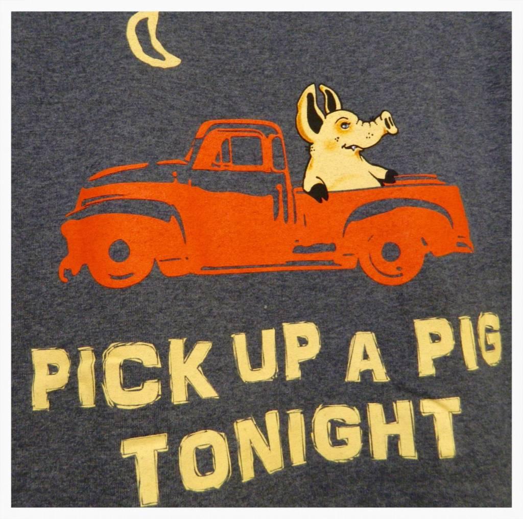 Pick Up A Pig TShirt