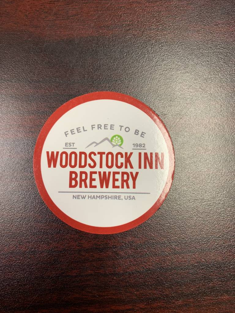 New Woodstock Inn Magnet