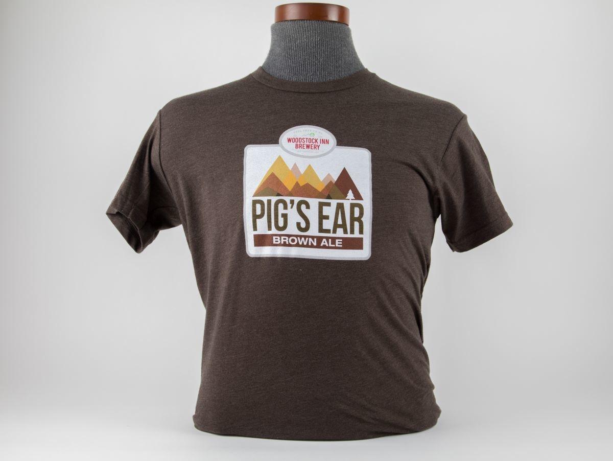 Pigs Ear Logo Tee